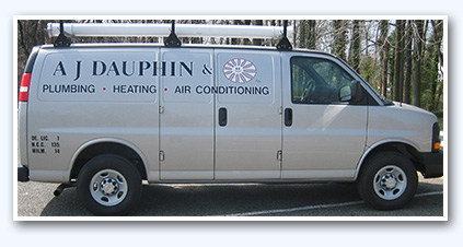 A.J. Dauphin Van